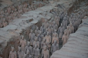 Terracotta Army Pit 1-2